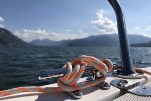 Menu para una semana de navegacion